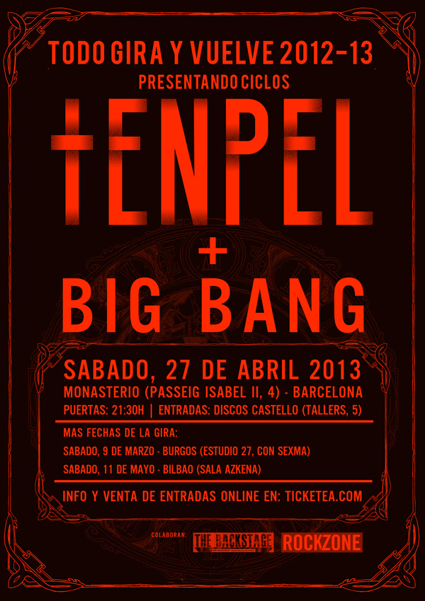 BIG BANG + TENPEL 